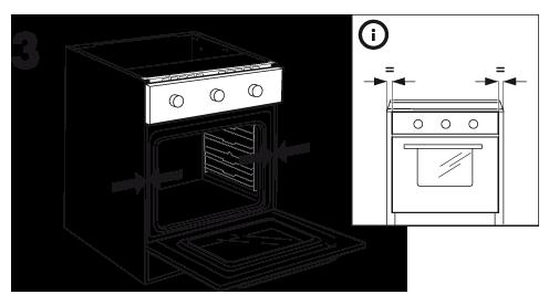 disegno forno