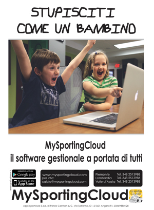 my sporting cloud pubblicita 10