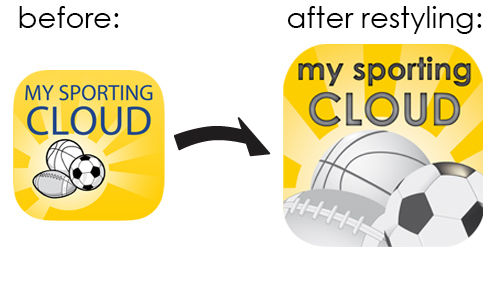 mysporting cloud logo