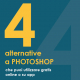 4 alternative a photoshop