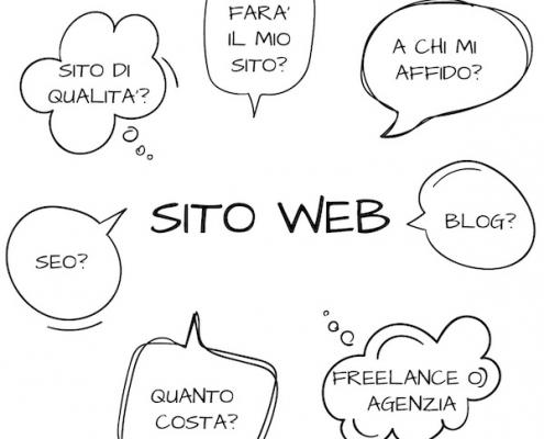 sito web a chi rivolgersi